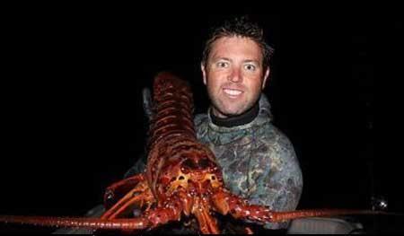 خرچنگ غول پیکر یک متری