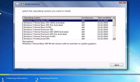 آموزش نصب ویندوز 7 به همراه تصویر
