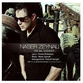 آکورد آهنگ یک سال گذشت ناصر زینعلی
