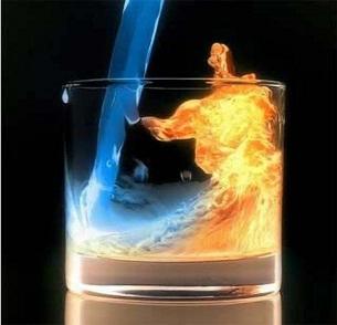 کتاب آب و آتش