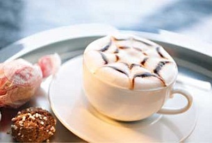 آموزش تزيين قهوه
