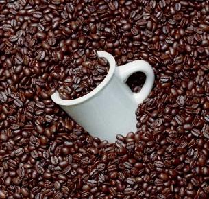 لايه برداري با قهوه